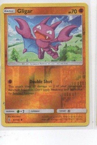 Charjabug Reverse Holo Uncommon Single Pokemon Sun Moon 53/149 x1