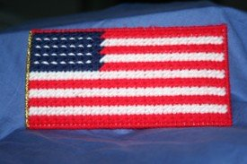 Ole' Glory Eyeglass Case