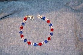 Ole' Glory Bracelet