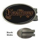 Blackfinger Oval Money Clip