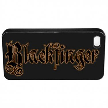 Blackfinger Iphone 4 Seamless Case Black