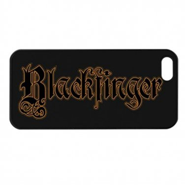 Blackfinger Iphone 5 Seamless Case Black