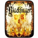 Blackfinger 2 Sided Fleece Blanket