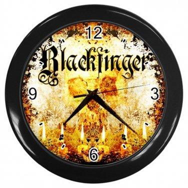 Blackfinger Wall Clock
