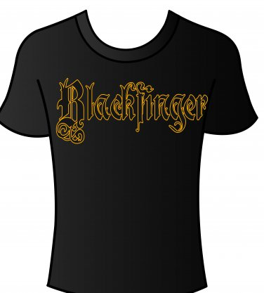 Blackfinger T-Shirt XL