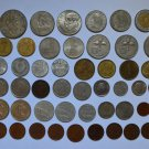 Lot of 58 Coins