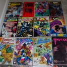 Comics Lot of 32 comics including xmen, fantastic four, doctor strange, and punisher