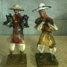 Oriental-Style Figurines