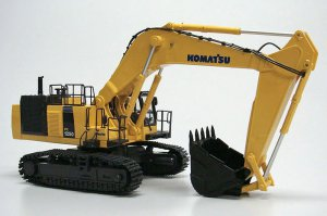 KYOSHO KOMATSU Radio Control EXCAVATOR PC1250-8 HG 1/50 Scale JAPAN NEW