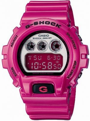 Casio G-Shock STANDARD Pink DW-6900CS-4JF Japan NEW