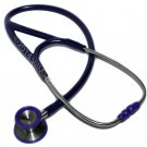 Professional Cardiology 2-sided Stethoscope Purple, 18 Life Limited Warranty