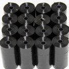 4000 DOG PET WASTE POOP BAGS IN 200 ROLLS REFILL FREE DISPENSER BLACK