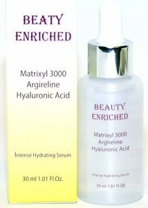 5 oz Matrixyl 3000 Argireline Hyaluronic Acid Serum Cream For Face Wrinkles Line