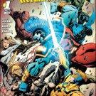 Justice League International Annual (2012) #1 VF/NM