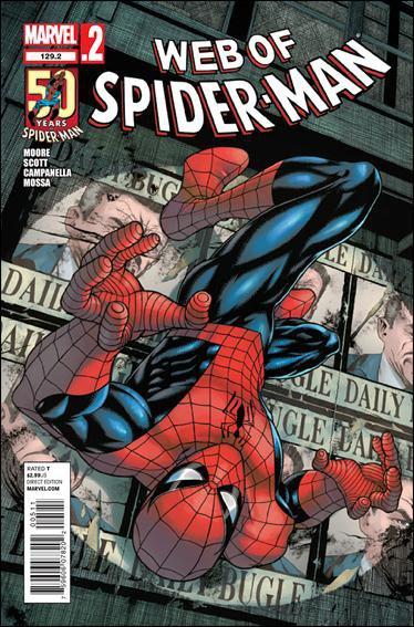 Web Of Spider-Man #129.2 VF/NM