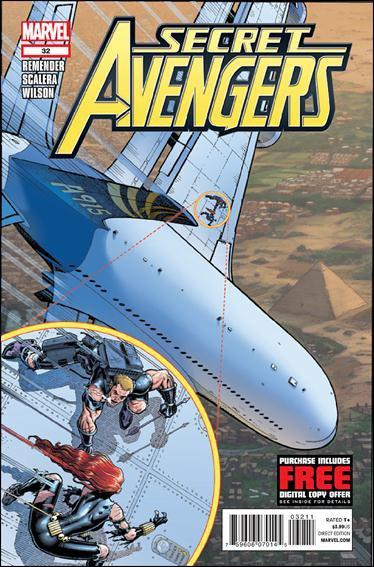 Secret Avengers #32 VF/NM