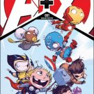 A+X #1 Baby Variant VF/NM