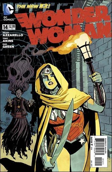 Wonder Woman #14 VF/NM