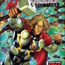 Avengers #34 VF/NM
