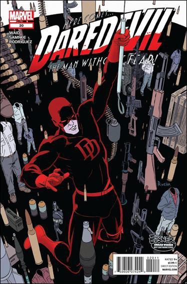 Daredevil #20 VF/NM