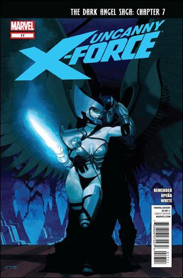 Uncanny X-Force #17 VF/NM