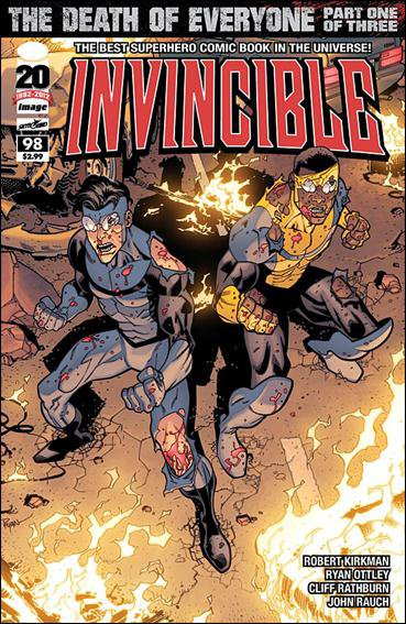Invincible #98 VF/NM