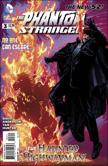 Phantom Stranger #3 VF/NM