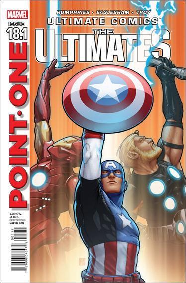 Ultimate Comics Ultimates #18.1 VF/NM