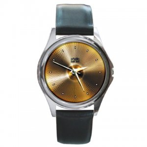 Paiste Giant Beat Cymbal Pictures Round Metal Watch