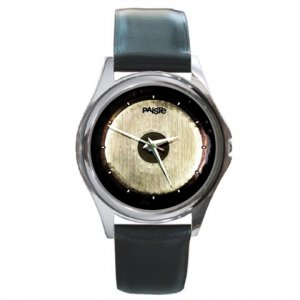 Paiste Symphonic Gong Pictures Round Metal Watch