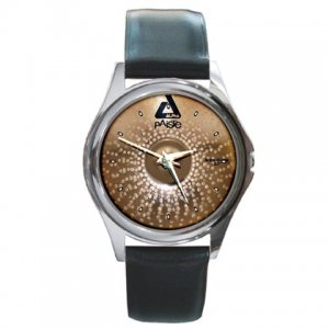 Paiste Alpha 20inch Rock Crash Cymbal Pictures Round Metal Watch