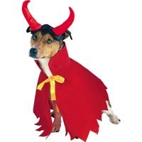 Casual Canine 2-piece Pet Costume Little Devil