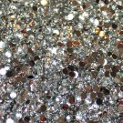 1000 Crystal Flat Back Acrylic Rhinestones Gems 2mm Clear