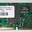 PC133 Micron 256MB Registered ECC SDRAM Memory MT9LSDT3272G-133B2