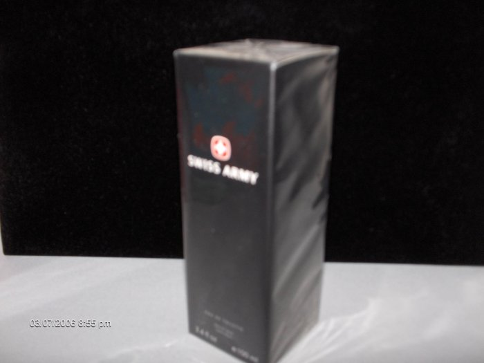 SWISS ARMY MEN COLOGNE   3.4 / 100 ML NEW & SEALED