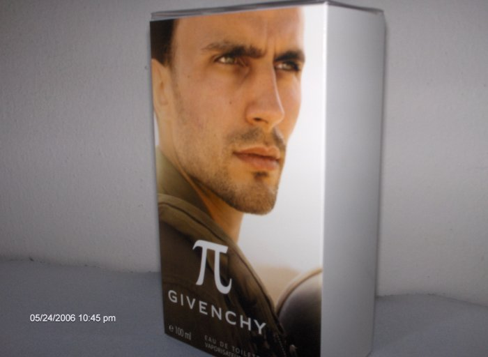 givenchy pi  men cologne 3.4 oz  !! !  FREE GIFT WITH PURCHASE  !!