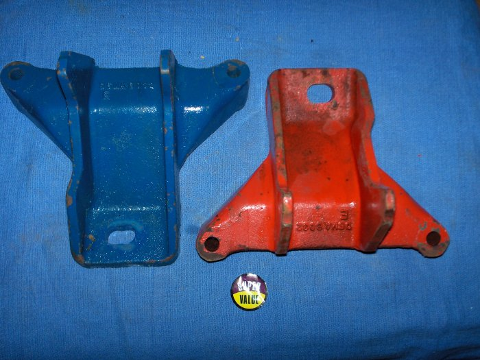 volvo penta motor mount   one pair