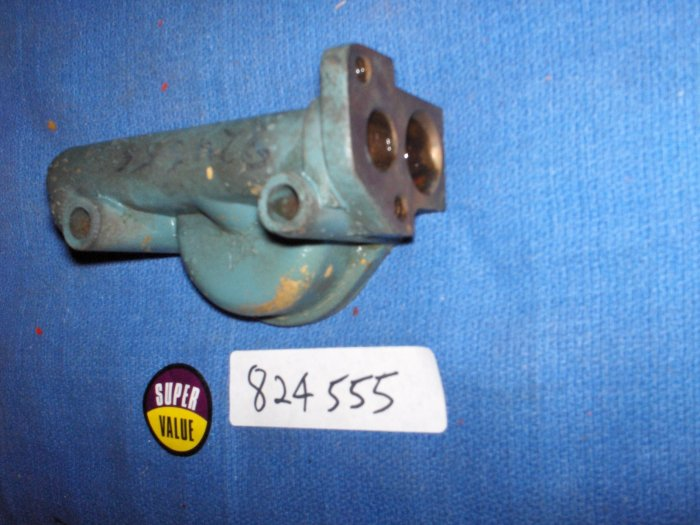 VOLVO PENTA thermostat  HOUSING   824555 * LOOK*  aq 115