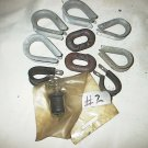 BOAT PLUG THIMBLES CHAIN LINKS LOT # 1 *LOOK*