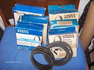 VOLVO PENTA BELT # 958322 ELECTRICAL SYSTEM MD 5A 5B