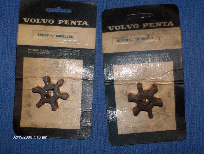 VOLVO PENTA IMPELLER # 833550