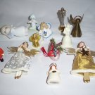 ornaments lot #1 precious moments russ berrie yarto plus more