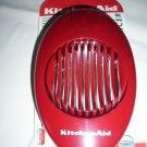 KitchenAid  Red Cooks Series EGG SLICER   NEW