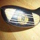walter hagen golf club  4 ultradyne II WH right hand steel shaft wood brass