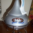 Hershey`s Kisses Chocolate Ceramic fondue Pot jar Dish stand 100 years