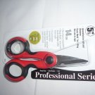 singer shears professional heavy duty red cuts small wires too 5.5 inch 14 cm