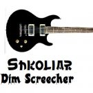 Original Shkoliar Dim Screecher Electric Guitar