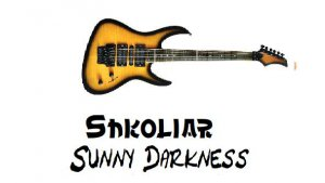 Original Shkoliar Sunny Darkness Electric Guitar