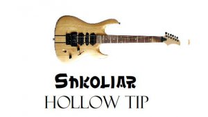 Original Shkoliar Hollow Tip Electric Guitar
