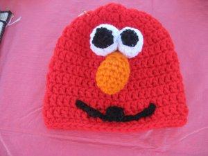 Elmo hat for kids